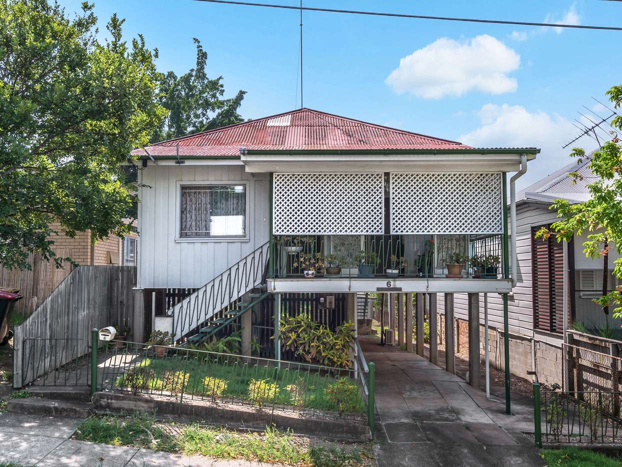 Main view of Homely house listing, 6 Alexandra Street, Paddington, QLD 4064