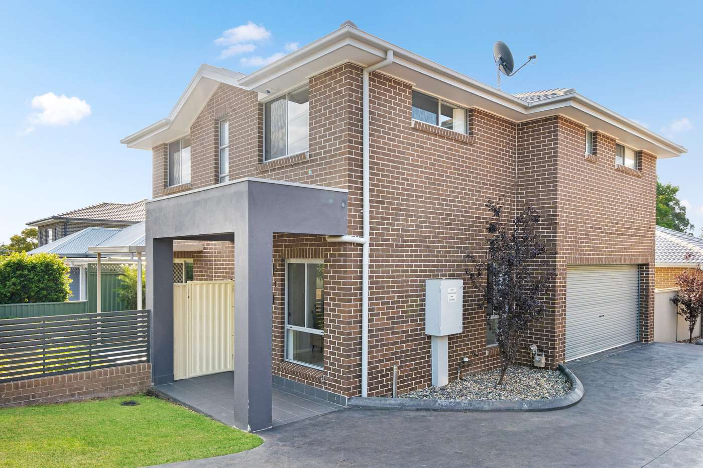 Main view of Homely townhouse listing, 1/43 Church Street, Riverstone, NSW 2765