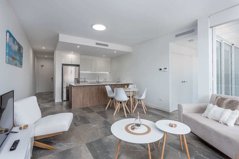 Second view of Homely house listing, 204/8 Meron Street, Southport QLD 4215