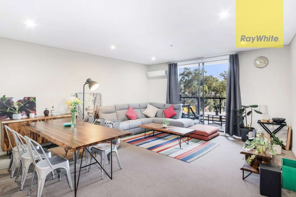 Second view of Homely apartment listing, 224/23-25 North Rocks Road, North Rocks NSW 2151