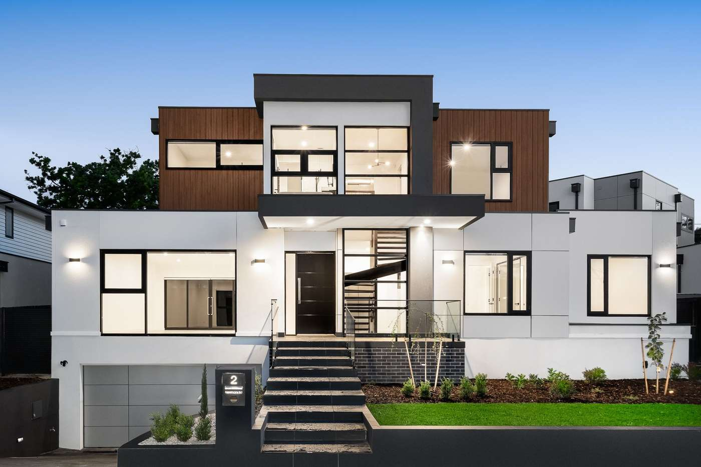 Main view of Homely house listing, 2 Newmans Road, Templestowe, VIC 3106