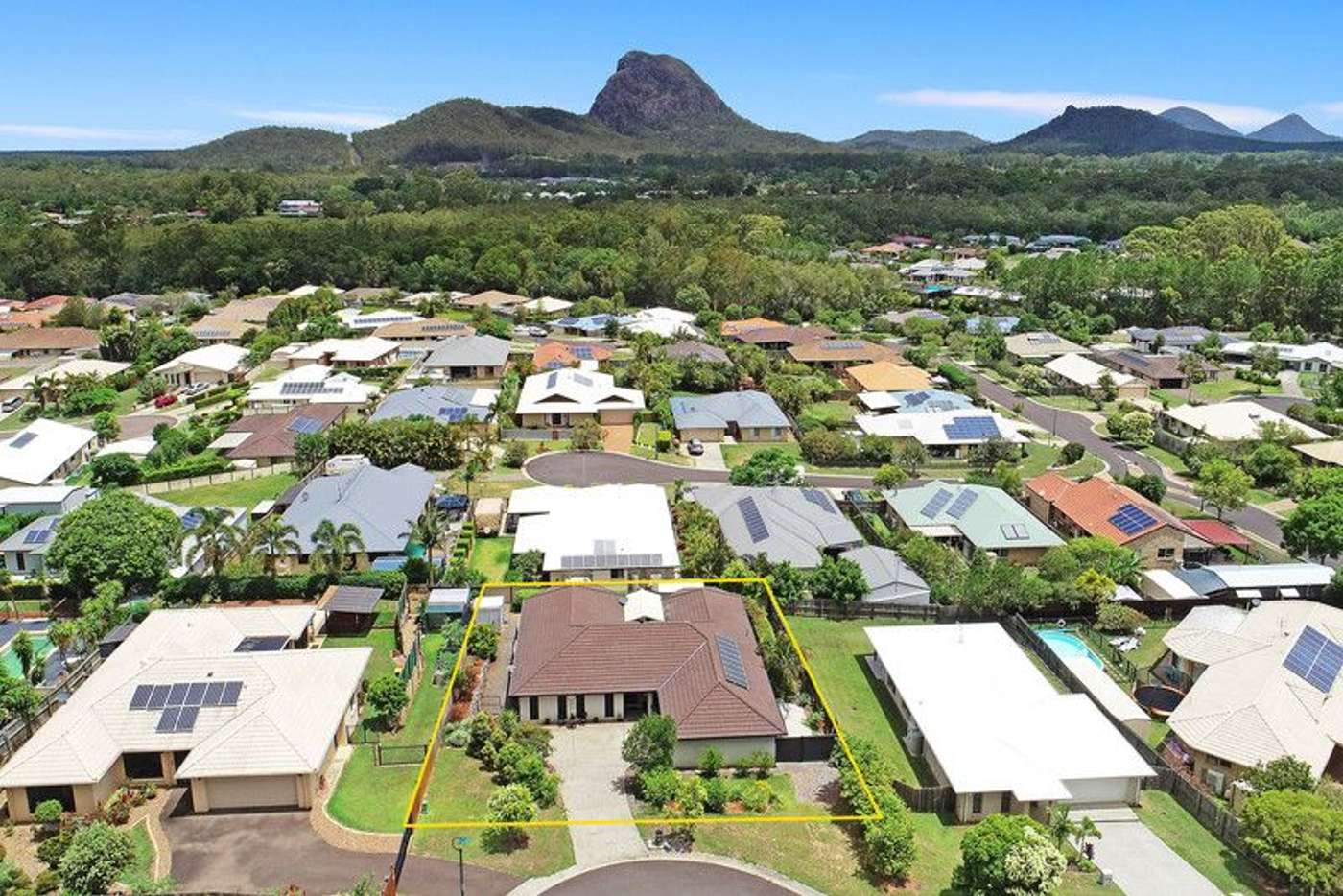 Main view of Homely house listing, 6 Cayenne Court, Glass House Mountains QLD 4518