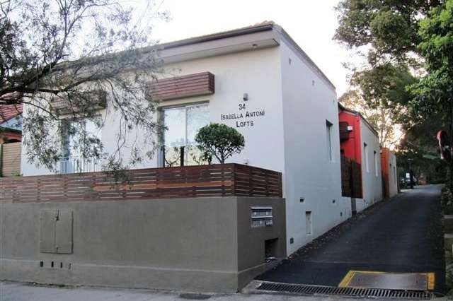 2/34 Trafalgar Street, Annandale NSW 2038