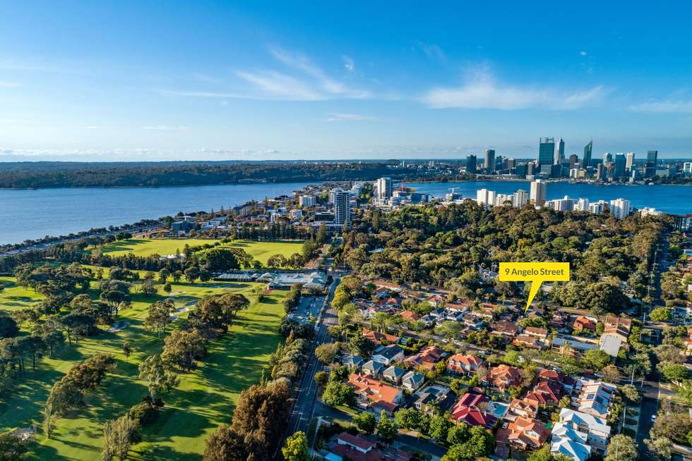 Third view of Homely townhouse listing, 5/9 Angelo Street, South Perth WA 6151
