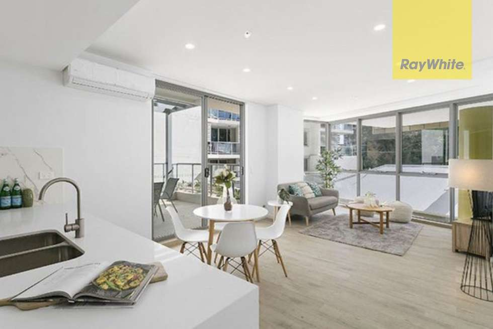 Second view of Homely apartment listing, 101/23 Hassall Street, Parramatta NSW 2150