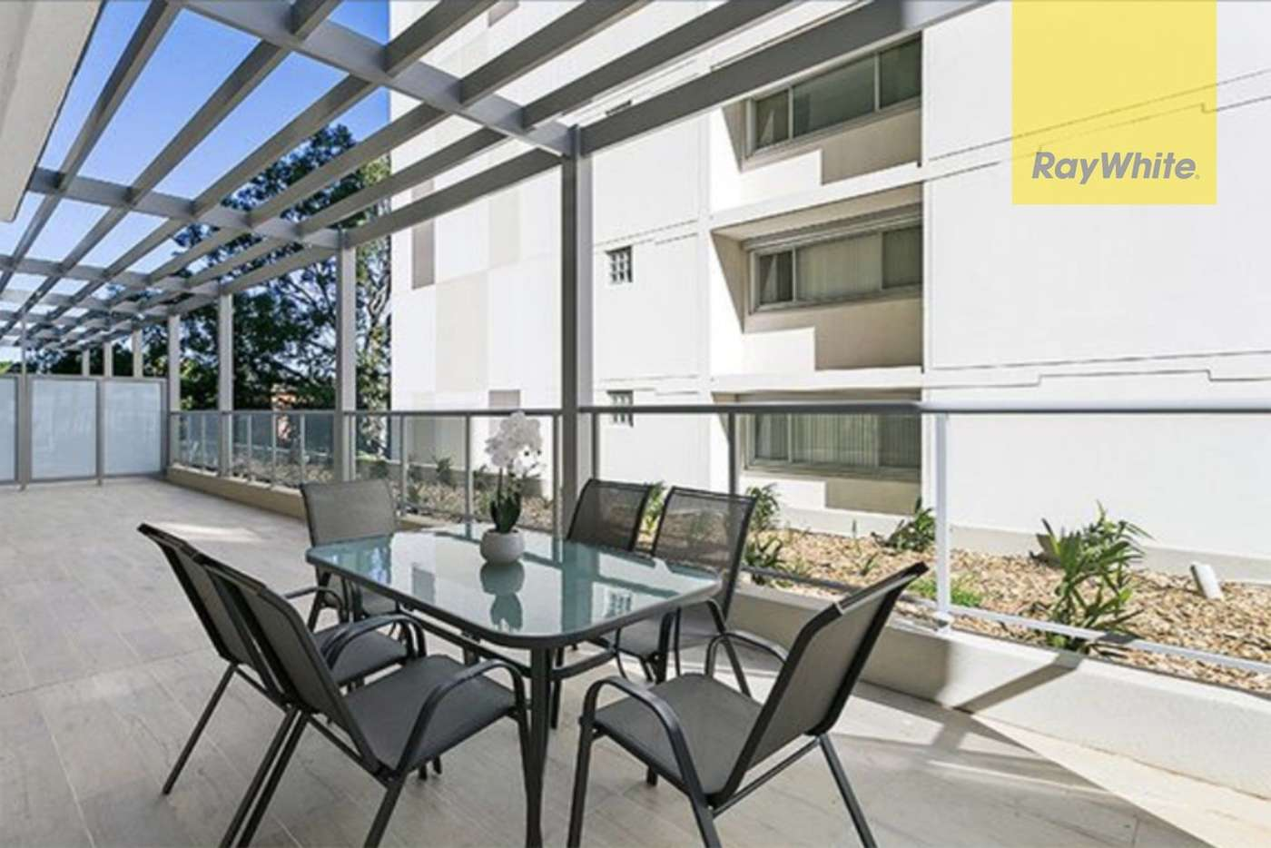 Fifth view of Homely apartment listing, 101/23 Hassall Street, Parramatta NSW 2150