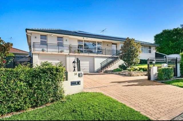 38 Holmes Avenue, Oatlands NSW 2117