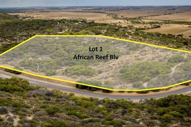 Lot 1 African Reef Boulevard, Greenough WA 6532