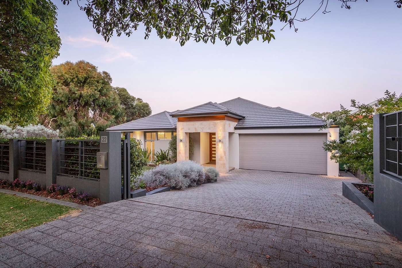 Main view of Homely house listing, 22 Thomas Street, Nedlands WA 6009