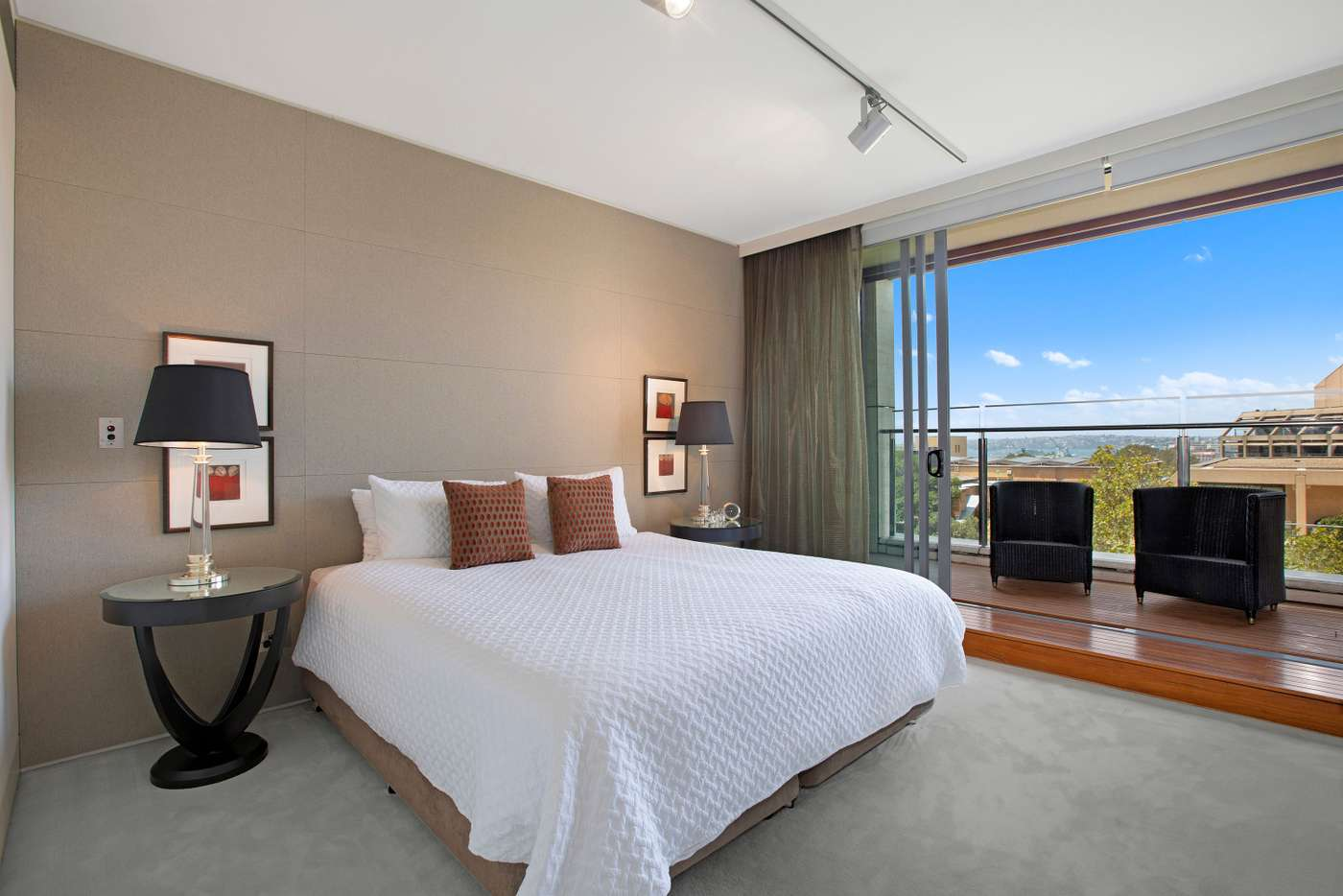 Main view of Homely apartment listing, 701/185 Macquarie Street, Sydney NSW 2000
