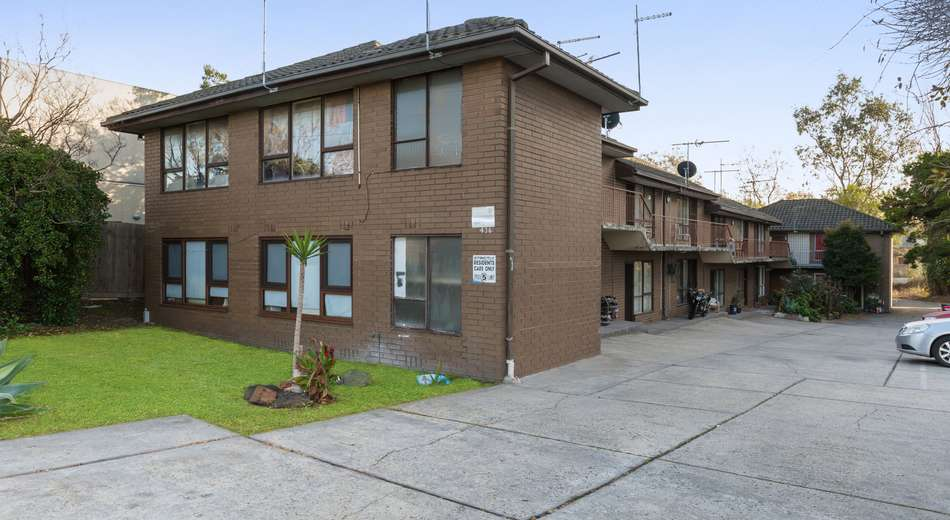 U5/436 Geelong Road, West Footscray VIC 3012