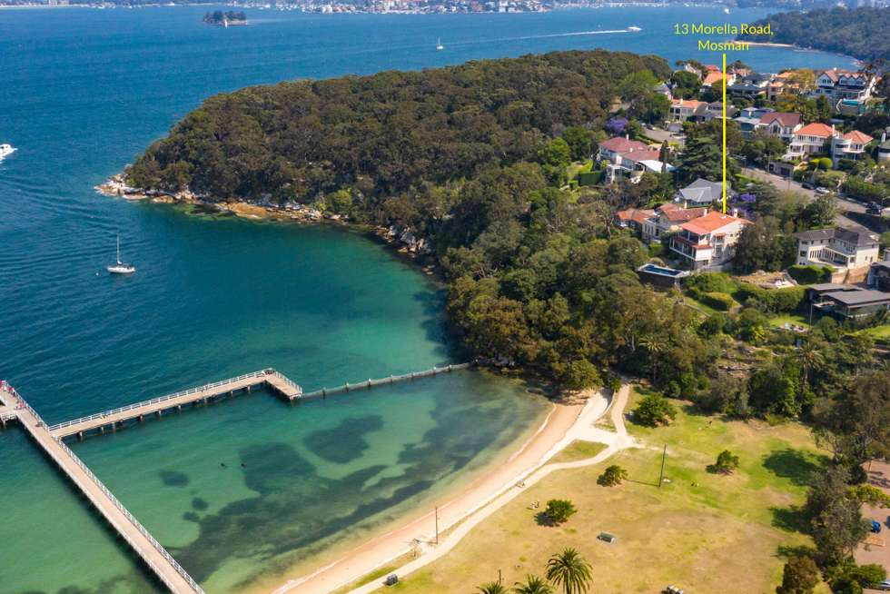Second view of Homely house listing, 13 Morella Road, Mosman NSW 2088