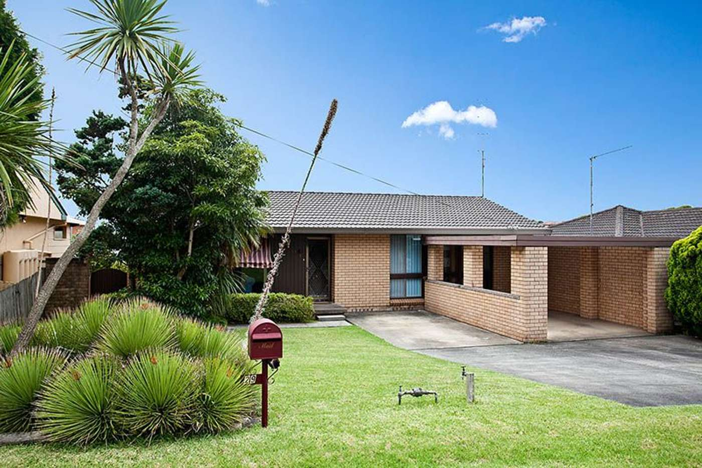 Main view of Homely house listing, 29 Loftus Drive, Barrack Heights NSW 2528