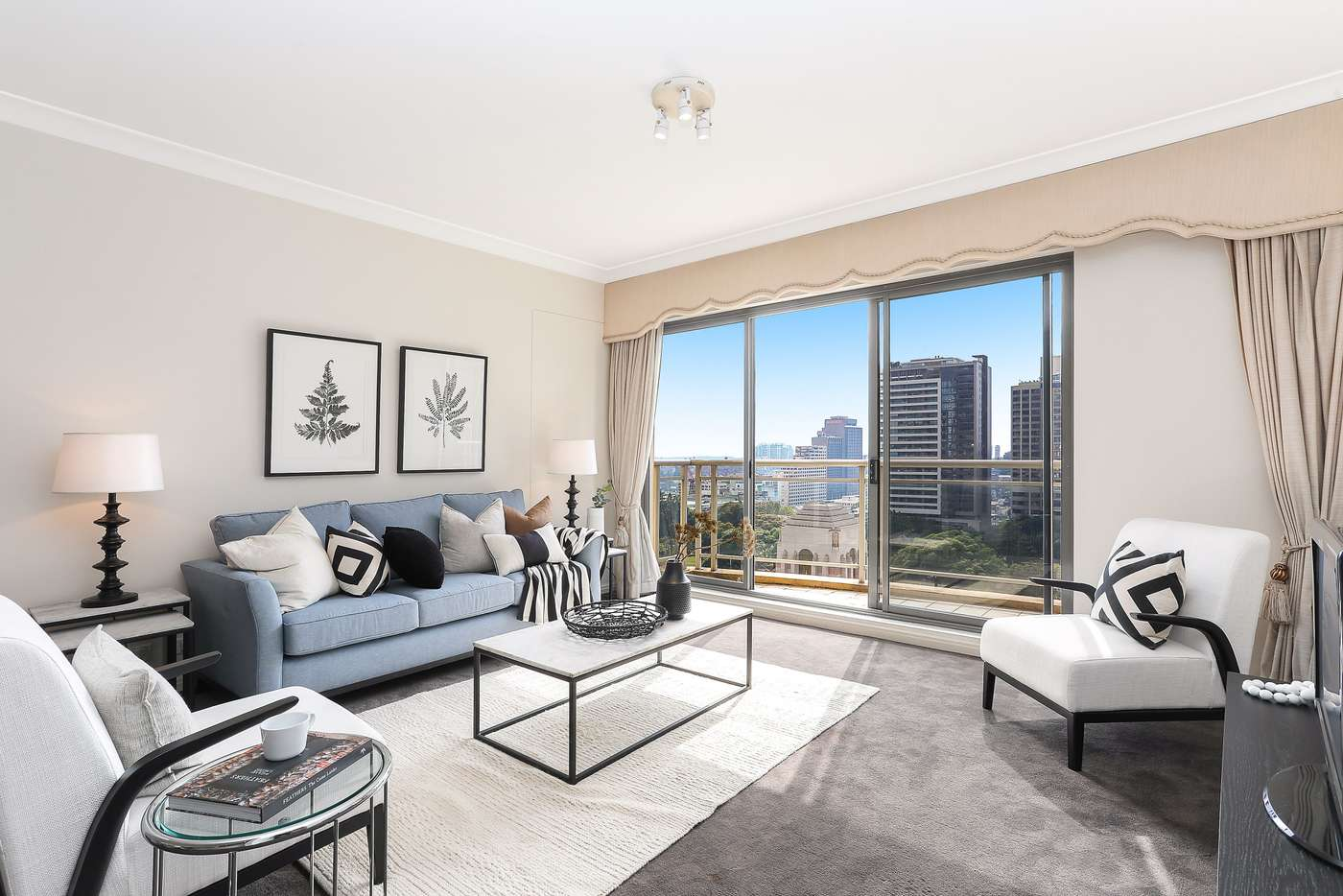 Main view of Homely apartment listing, 1701/281 Elizabeth Street, Sydney NSW 2000