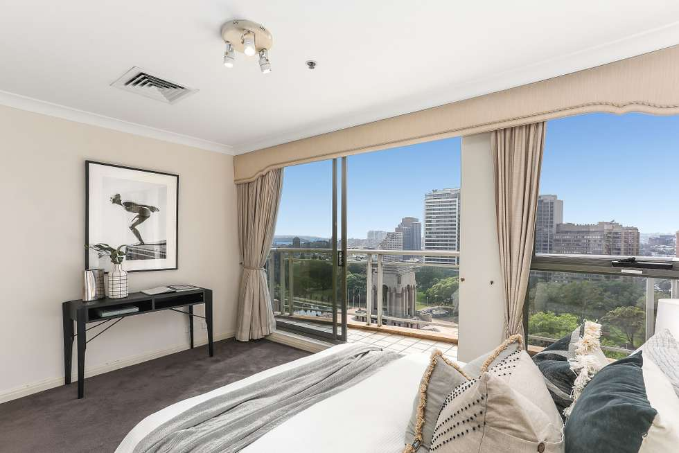 Second view of Homely apartment listing, 1701/281 Elizabeth Street, Sydney NSW 2000