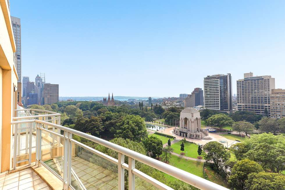Third view of Homely apartment listing, 1701/281 Elizabeth Street, Sydney NSW 2000