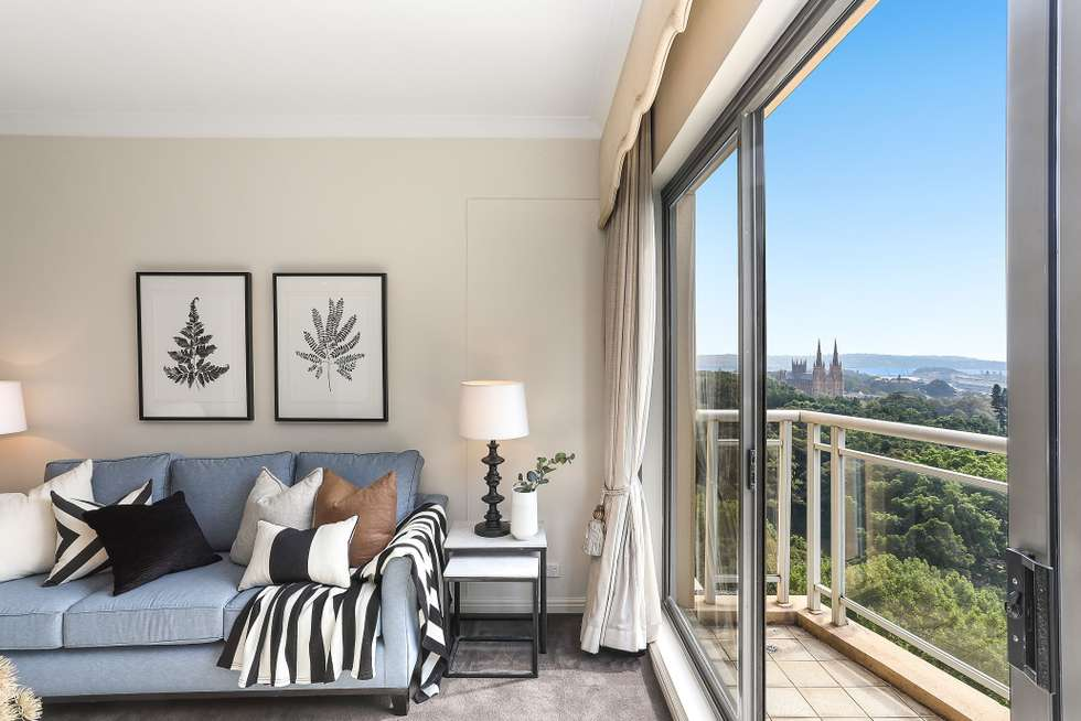 Fifth view of Homely apartment listing, 1701/281 Elizabeth Street, Sydney NSW 2000