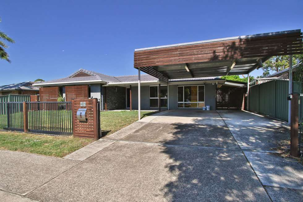 Second view of Homely house listing, 62 Federation Drive, Hillcrest QLD 4118