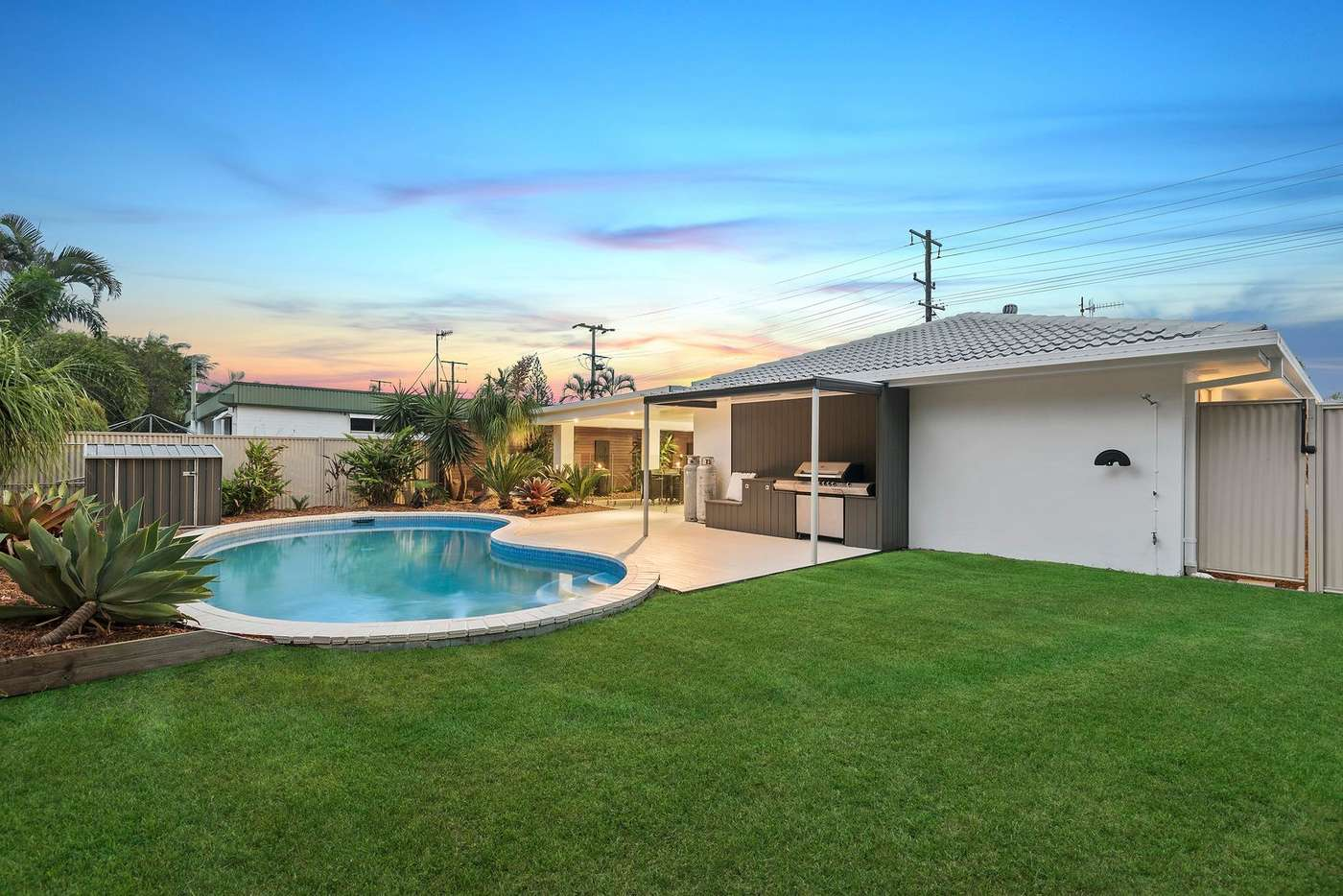 Sixth view of Homely house listing, 55 Mallawa Drive, Palm Beach QLD 4221
