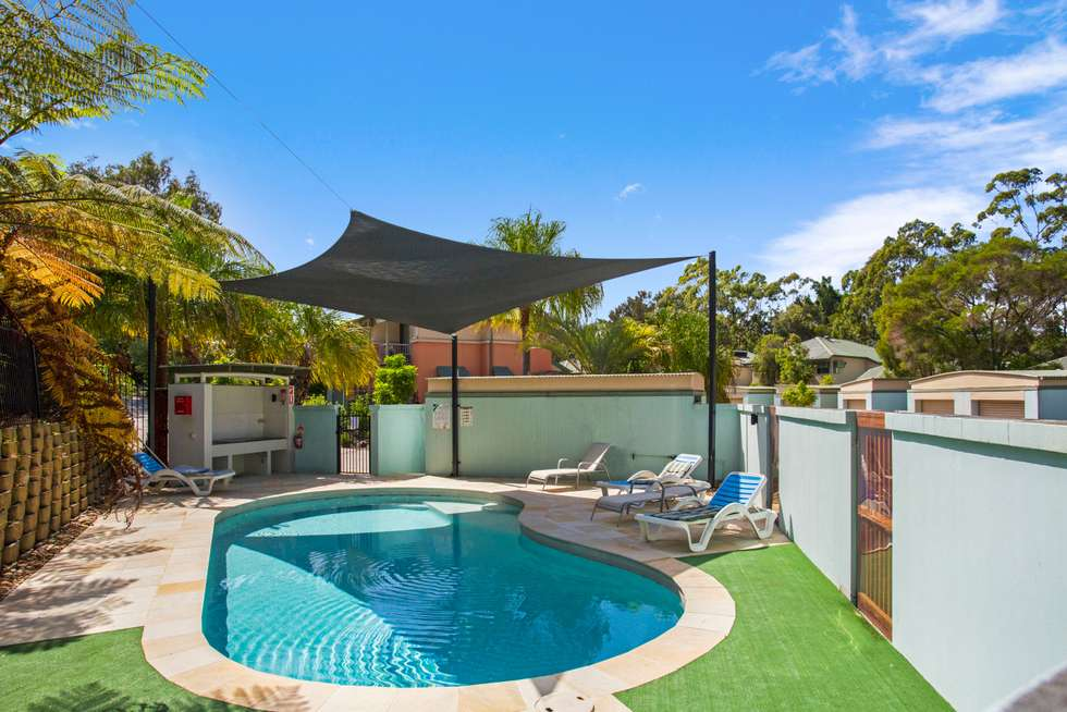 Second view of Homely unit listing, 24/1 University Drive, Robina QLD 4226