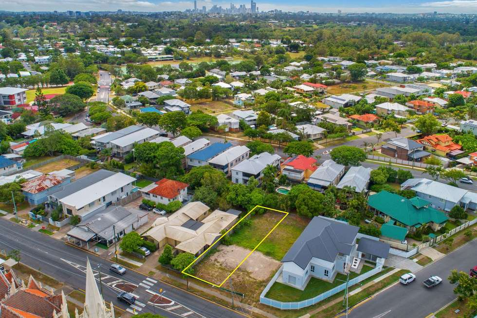 Second view of Homely residentialLand listing, 210 Oxley Road, Graceville QLD 4075