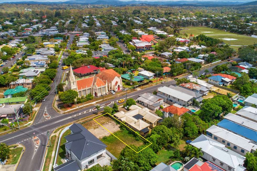 Third view of Homely residentialLand listing, 210 Oxley Road, Graceville QLD 4075