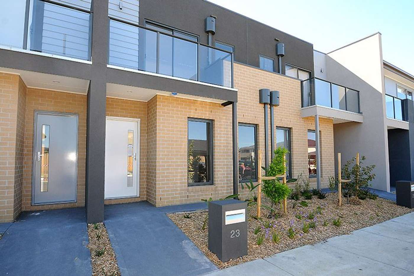 Main view of Homely townhouse listing, 23 Palmyra Street, Keysborough VIC 3173