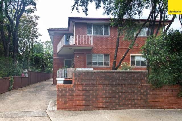 6/24 Lakemba Street, Belmore NSW 2192