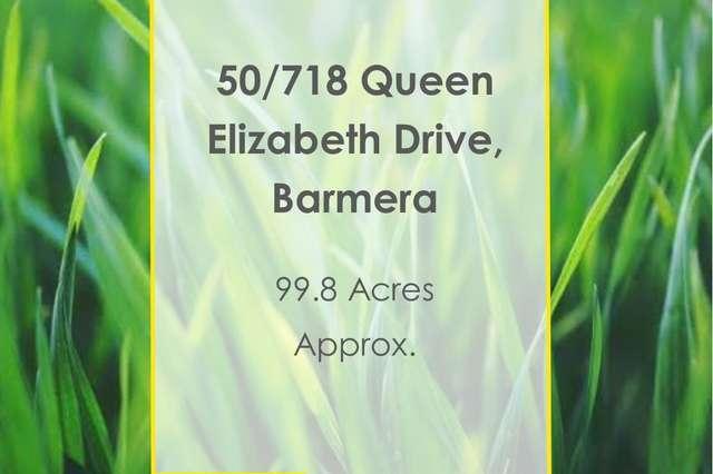 Lot 50/718 Queen Elizabeth Drive, Barmera SA 5345