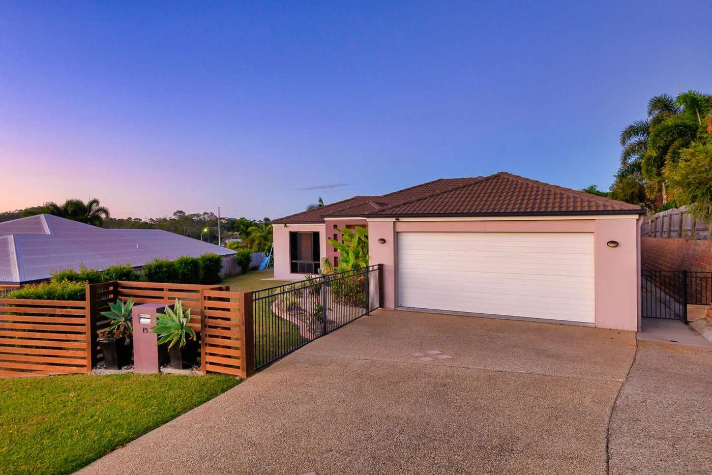 Main view of Homely house listing, 15 Sandringham Close, Telina QLD 4680