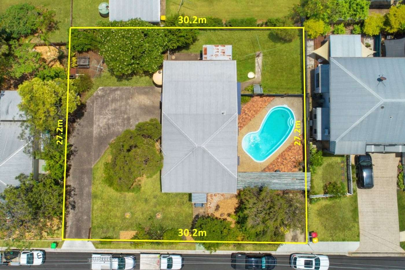 Main view of Homely house listing, 27 Garden Terrace, Newmarket QLD 4051