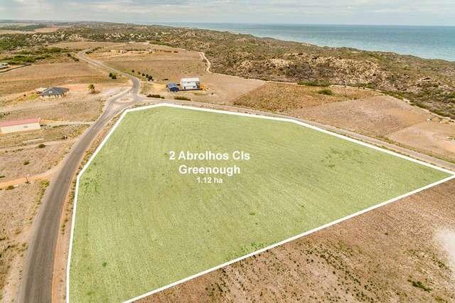 2 Abrolhos Close, Greenough WA 6532