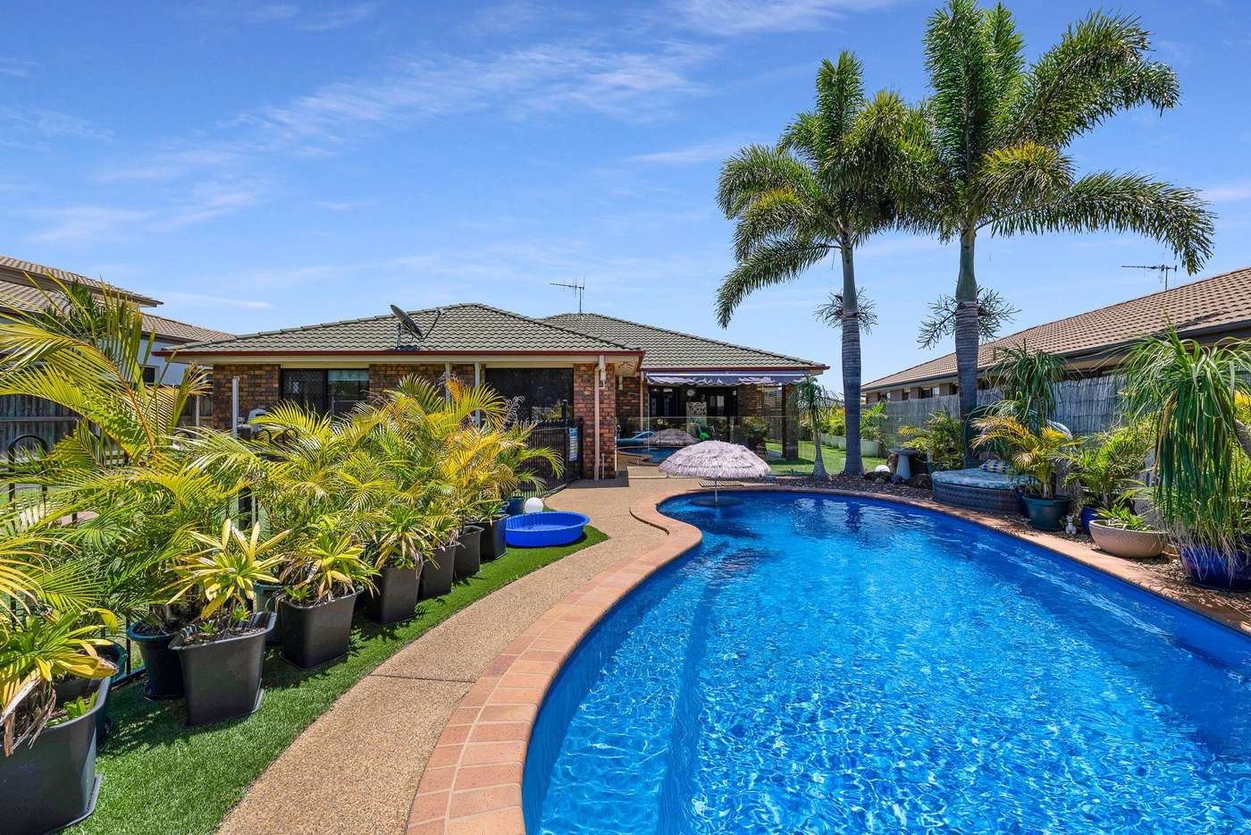 Main view of Homely house listing, 22 Balaam Drive, Kalkie QLD 4670