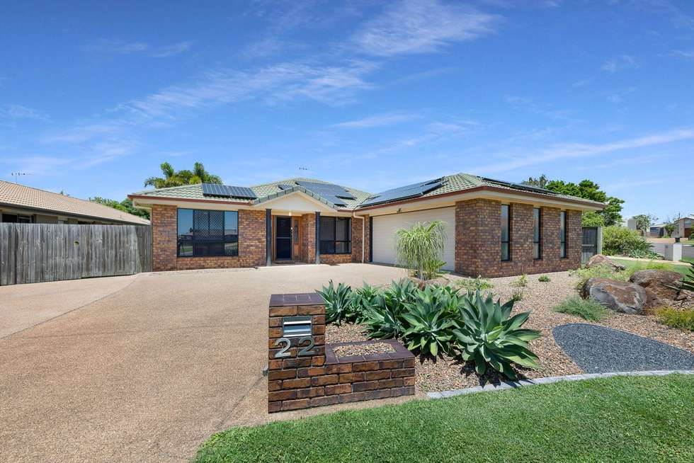 Second view of Homely house listing, 22 Balaam Drive, Kalkie QLD 4670