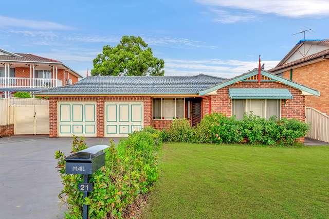 21 Cisticola Street, Hinchinbrook NSW 2168