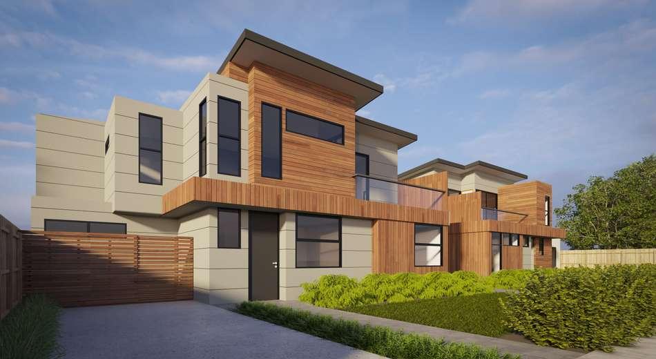 Lot 1 of 219 Essex Street, West Footscray VIC 3012