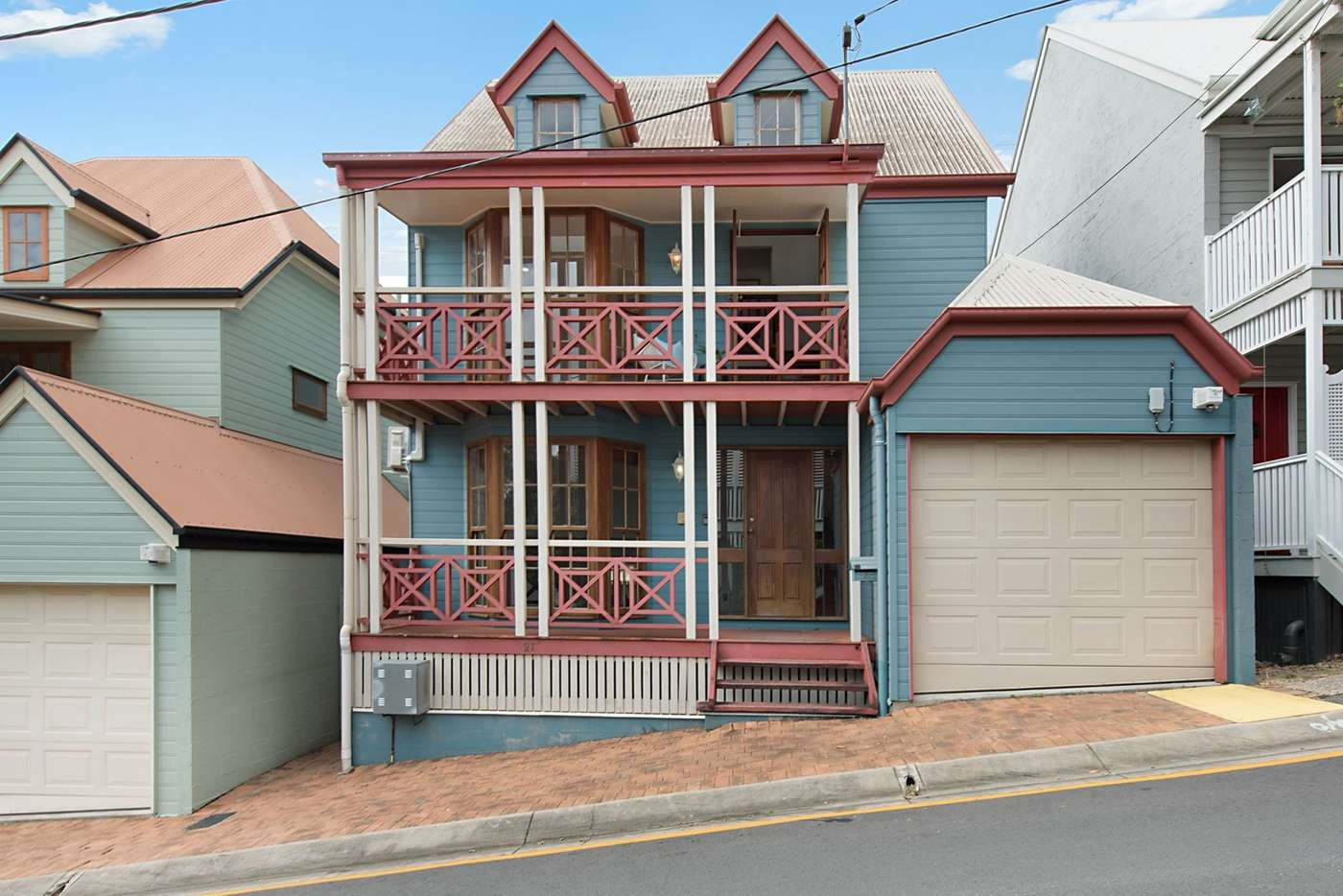 Main view of Homely house listing, 27 Sexton Street, Petrie Terrace QLD 4000