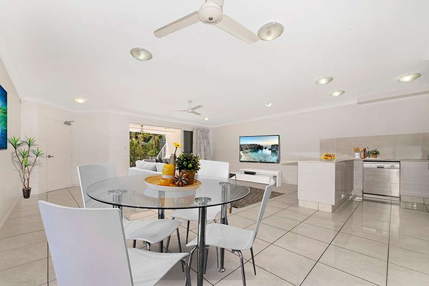 Main view of Homely unit listing, 2/51 Harold Street, West End QLD 4810