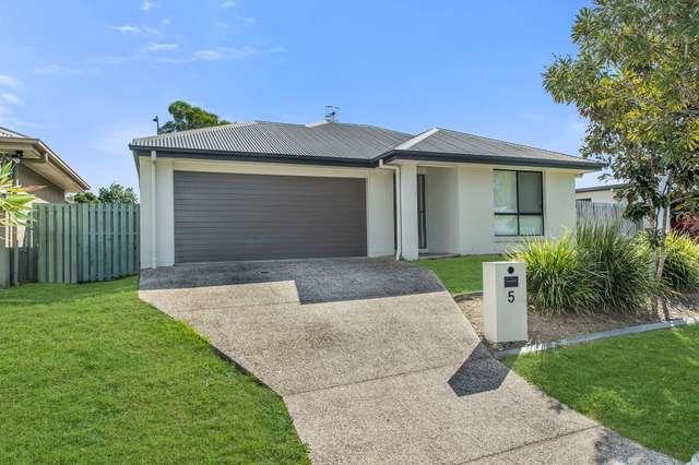 5 Stratus Lane, Coomera QLD 4209