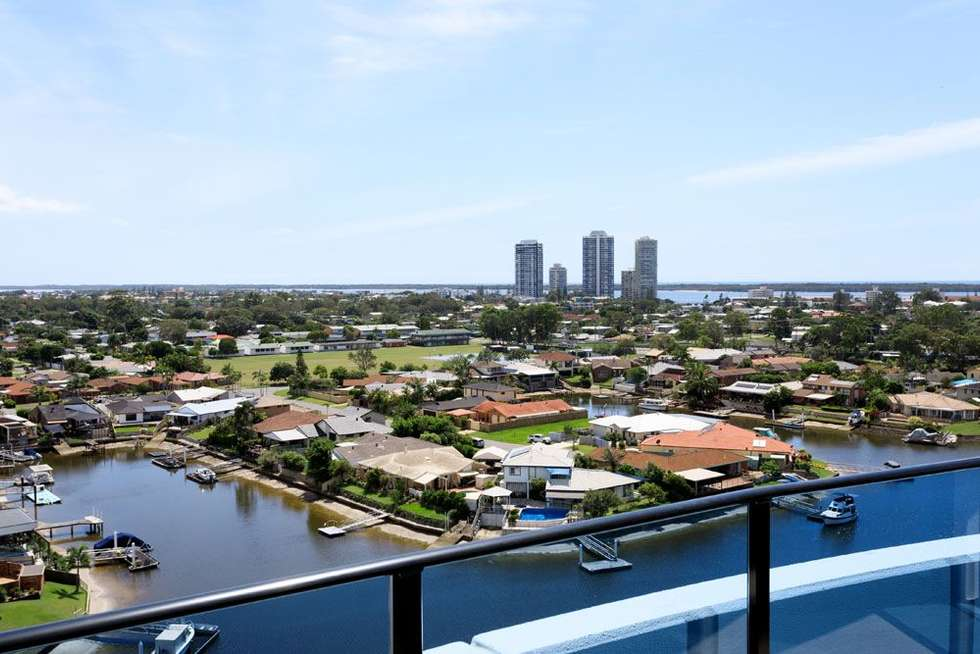 Second view of Homely unit listing, 31005/5 Harbour Side Court, Biggera Waters QLD 4216