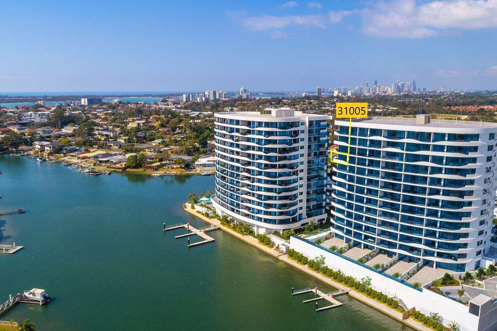 Third view of Homely unit listing, 31005/5 Harbour Side Court, Biggera Waters QLD 4216