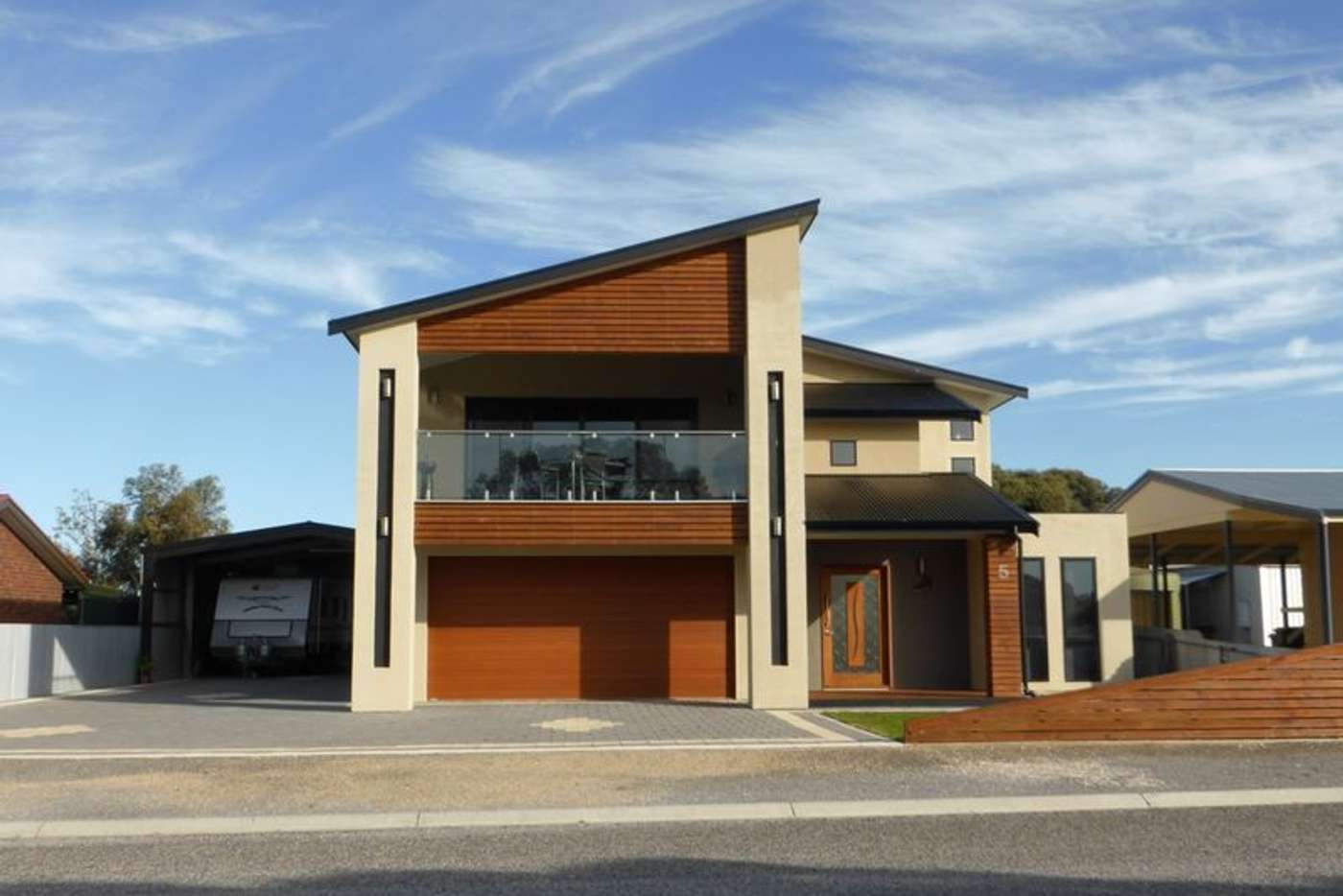 Main view of Homely house listing, 5 Fielding Street, Edithburgh SA 5583