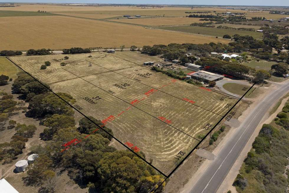 Third view of Homely residentialLand listing, 112 ( Lot 33 ) Sultana Point Road, Edithburgh SA 5583