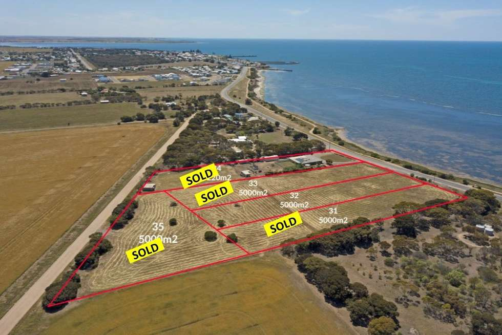 Fourth view of Homely residentialLand listing, 112 ( Lot 33 ) Sultana Point Road, Edithburgh SA 5583