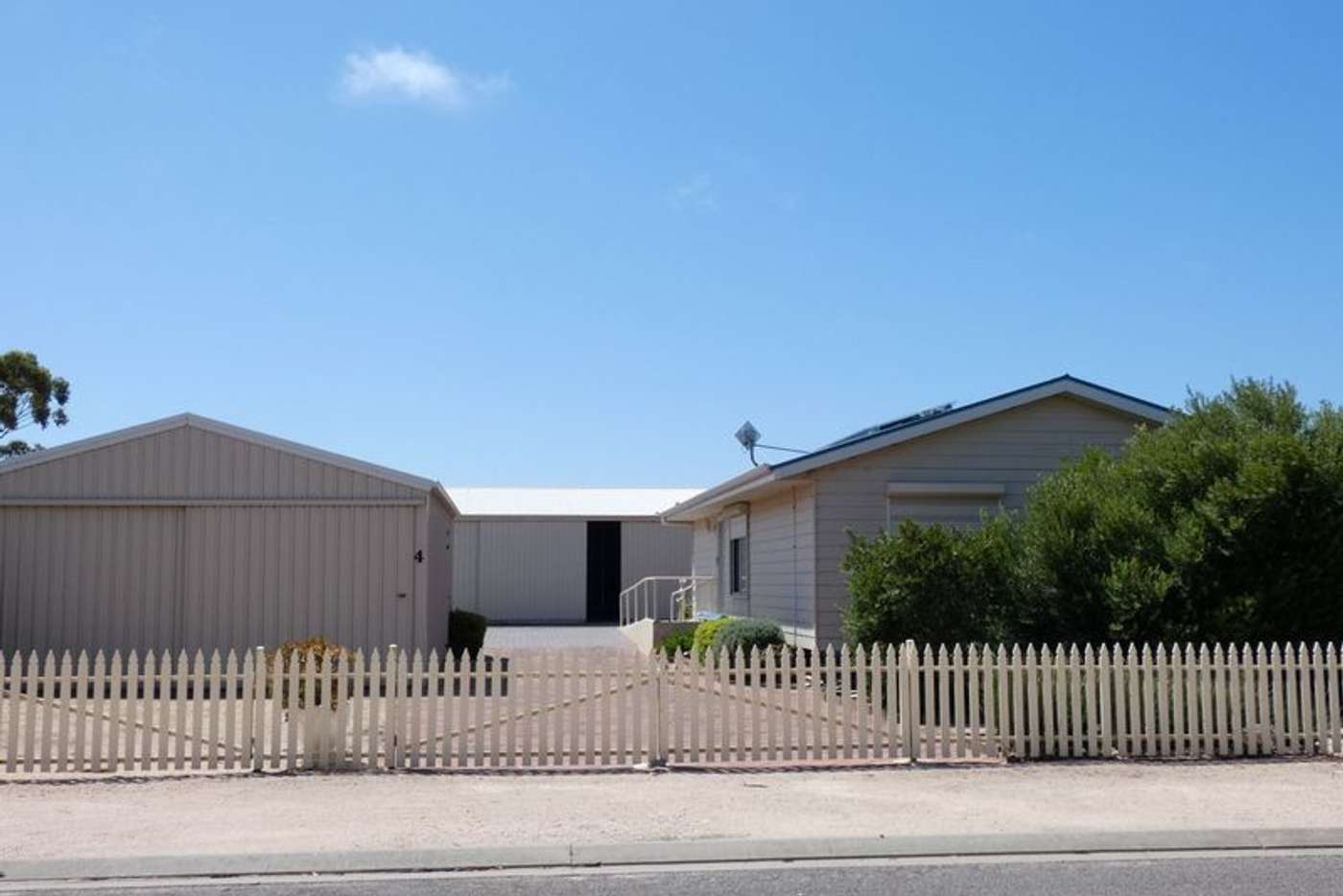Main view of Homely house listing, 4 Perry Street, Edithburgh SA 5583
