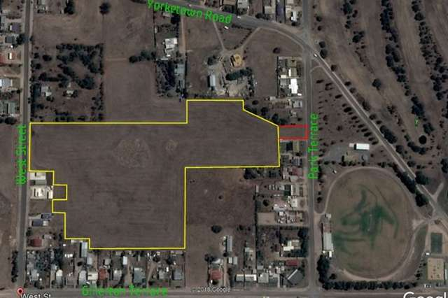 Lot 100 West Street, Edithburgh SA 5583