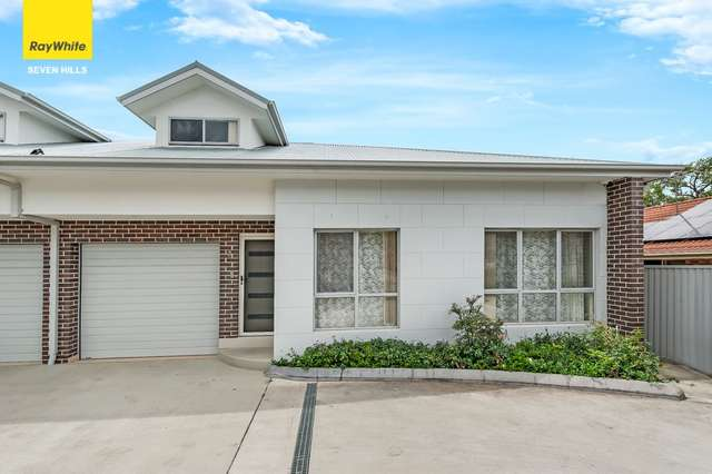 8/62 Hampden Road, South Wentworthville NSW 2145