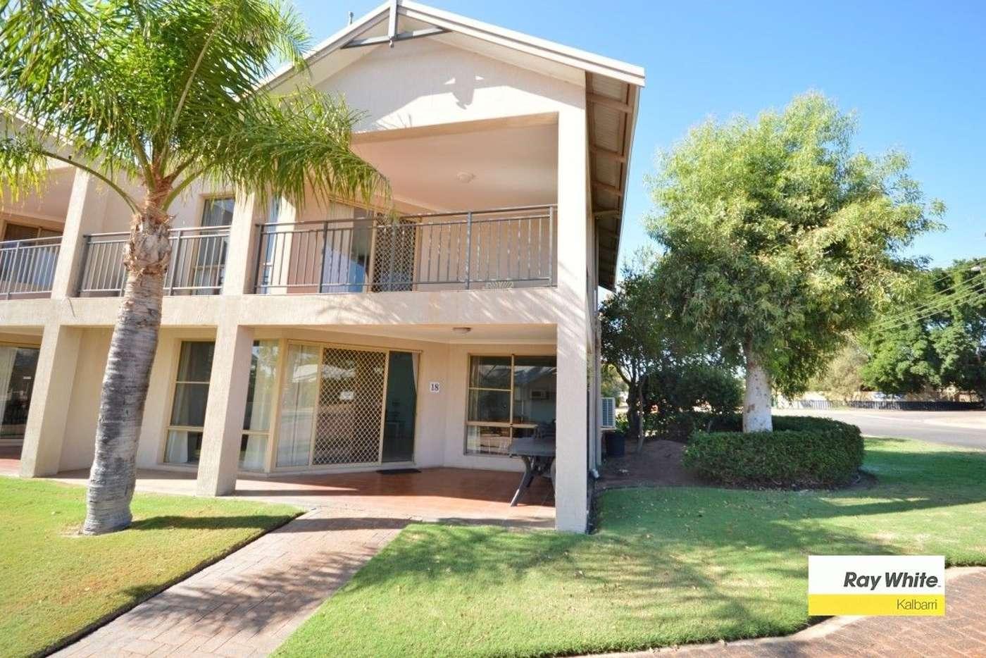 Main view of Homely unit listing, 18/22 Grey Street - Pelican Shore Villas, Kalbarri WA 6536