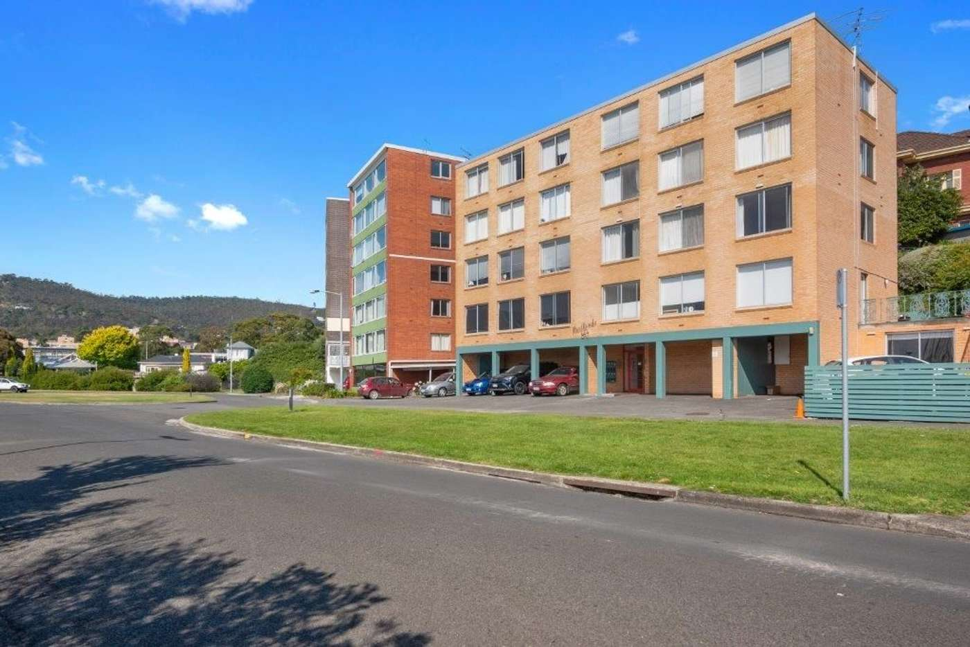 Main view of Homely apartment listing, 2/50 Marieville Esplanade, Sandy Bay TAS 7005
