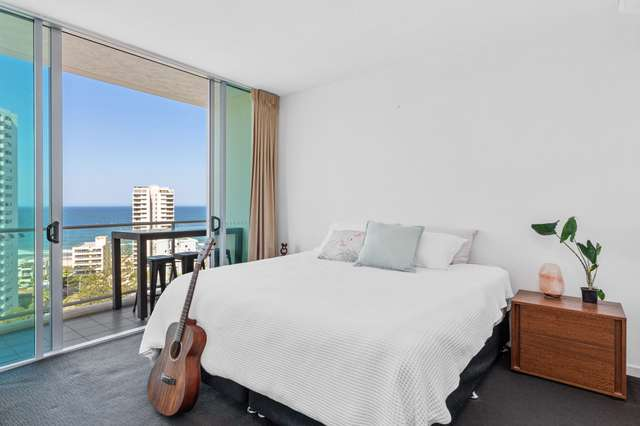 1305/18 FERN STREET 'WINGS RESORT', Surfers Paradise QLD 4217